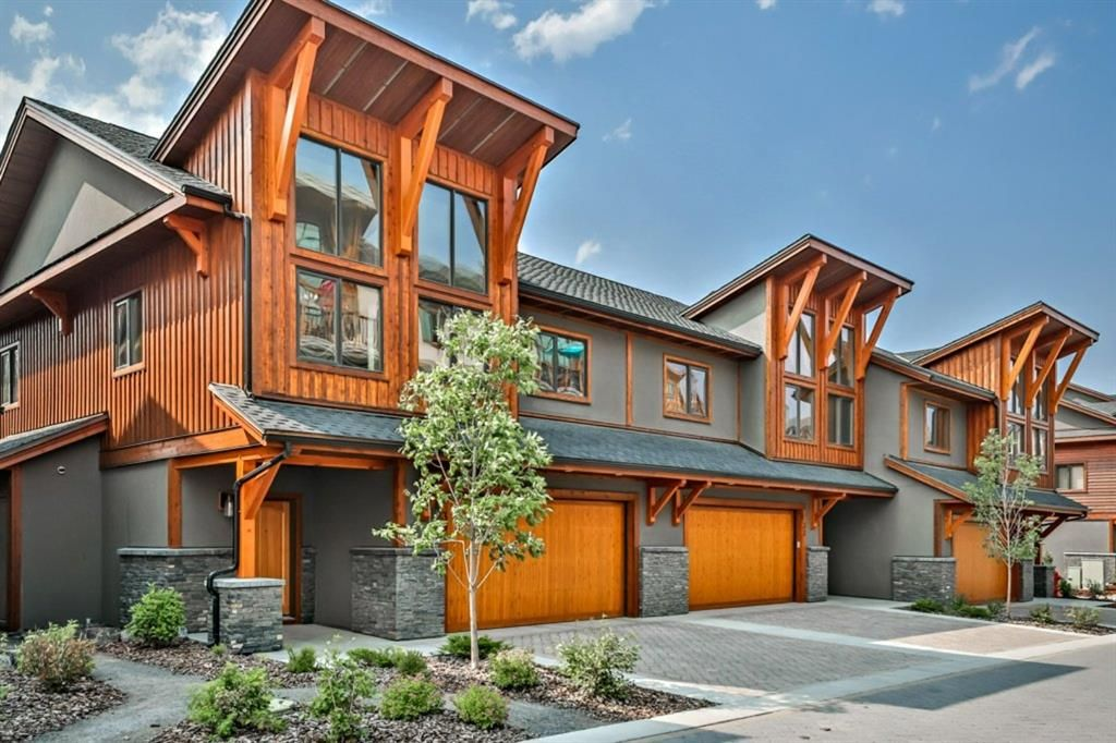 Main Photo: 39 Creekside Mews: Canmore Row/Townhouse for sale : MLS®# A1132779