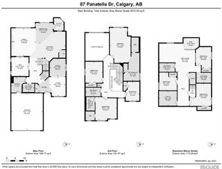 Photo 47: 87 Panatella Drive NW in Calgary: Panorama Hills Detached for sale : MLS®# A1107129