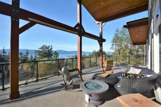 "Photo 34: 4227 JOHNSTON HEIGHTS Drive in Garden Bay: Pender Harbour Egmont House for sale in ""Daniel Point"" (Sunshine Coast)  : MLS®# R2562184"
