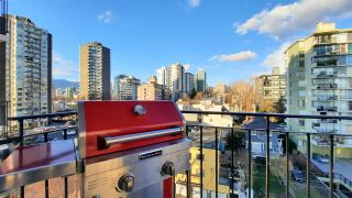 """Photo 21: 803 1575 BEACH Avenue in Vancouver: West End VW Condo for sale in """"Plaza Del Mar"""" (Vancouver West)  : MLS®# R2551177"""