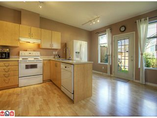 """Photo 8: 28 14959 58TH Avenue in Surrey: Sullivan Station Townhouse for sale in """"SKYLANDS"""" : MLS®# F1210484"""