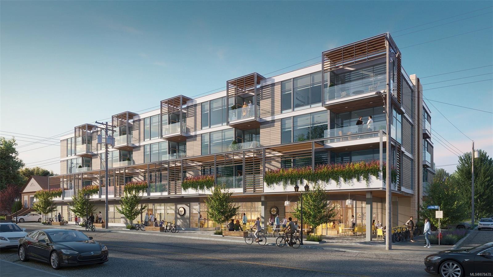 Main Photo: 209 1920 Oak Bay Ave in : Vi Jubilee Condo for sale (Victoria)  : MLS®# 878478