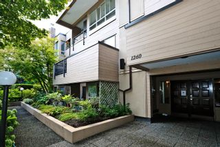 """Photo 1: 204 1260 W 10TH Avenue in Vancouver: Fairview VW Condo for sale in """"LABELLE COURT"""" (Vancouver West)  : MLS®# R2615992"""