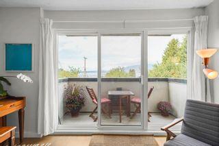 "Photo 3: 202 2240 WALL Street in Vancouver: Hastings Condo for sale in ""LANDMARK EDGEWATER"" (Vancouver East)  : MLS®# R2614082"