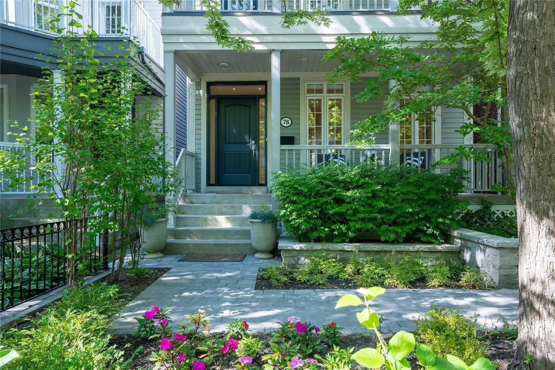 Main Photo: 78 Joseph Duggan Road in Toronto: The Beaches House (3-Storey) for sale (Toronto E02)  : MLS®# E4956298