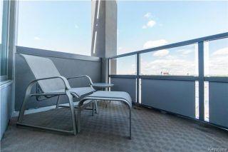 Photo 11: 705 340 Waterfront Drive in Winnipeg: Exchange District Condominium for sale (9A)  : MLS®# 1716323