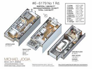 "Photo 20: 6 6179 NO 1 Road in Richmond: Terra Nova Townhouse for sale in ""SALISBURY LANE"" : MLS®# R2202285"