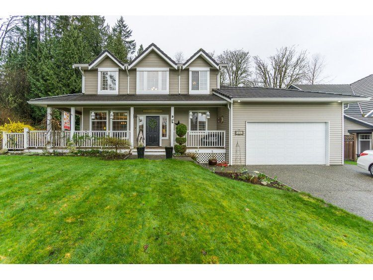 "Main Photo: 9809 182 Street in Surrey: Fraser Heights House for sale in ""Abbey Ridge"" (North Surrey)  : MLS®# R2043609"
