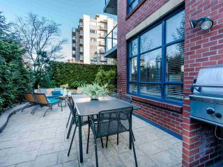 """Photo 3: 101 1725 BALSAM Street in Vancouver: Kitsilano Condo for sale in """"Balsam House"""" (Vancouver West)  : MLS®# R2454346"""