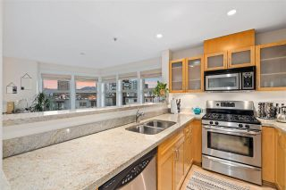 """Photo 6: 401 1586 W 11TH Avenue in Vancouver: Fairview VW Condo for sale in """"Torrey Pines"""" (Vancouver West)  : MLS®# R2561085"""