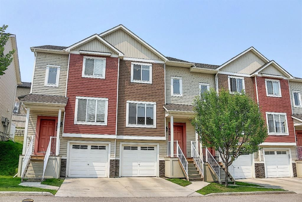 Main Photo: 144 Pantego Lane NW in Calgary: Panorama Hills Row/Townhouse for sale : MLS®# A1129273