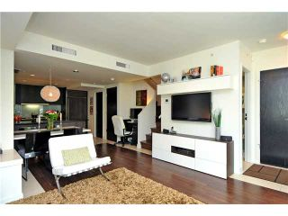 """Photo 2: 1473 HOWE Street in Vancouver: Yaletown Townhouse for sale in """"THE POMARIA"""" (Vancouver West)  : MLS®# V910329"""