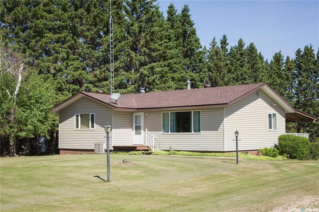 Main Photo: Shellbrook Acreage in Shellbrook: Residential for sale (Shellbrook Rm No. 493)  : MLS®# SK839801