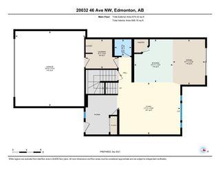 Photo 29: 20032 46 Avenue NW in Edmonton: Zone 58 House for sale : MLS®# E4262791