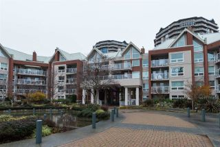 Photo 1: 207B 1210 QUAYSIDE DRIVE in New Westminster: Quay Condo for sale : MLS®# R2015784
