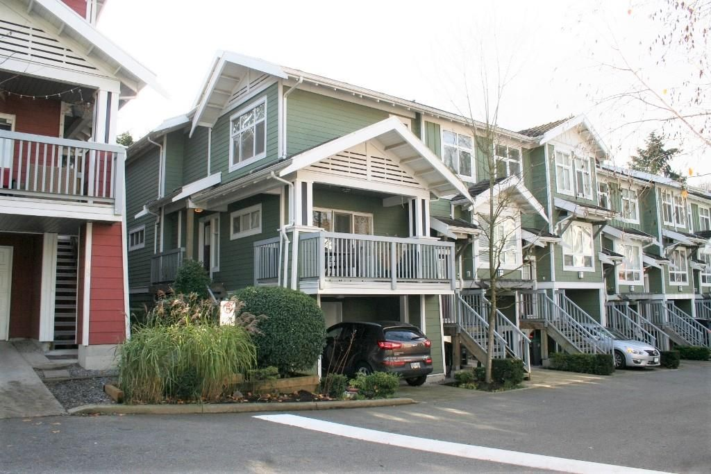 "Main Photo: 86 15168 36 Avenue in Surrey: Morgan Creek Townhouse for sale in ""Solay"" (South Surrey White Rock)  : MLS®# R2321918"