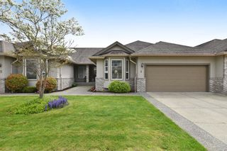 """Photo 1: 4 2525 YALE Court in Abbotsford: Abbotsford East Townhouse for sale in """"Yale Court"""" : MLS®# R2164934"""
