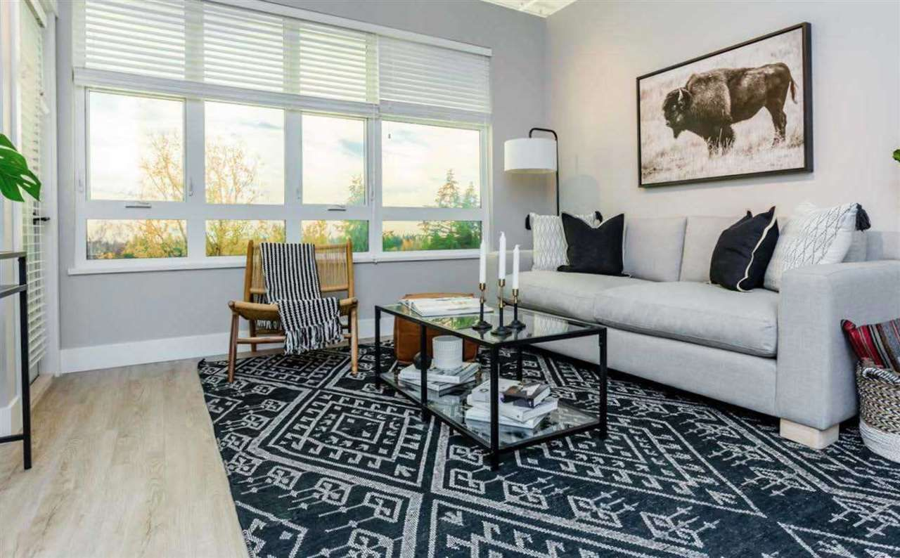 "Main Photo: 107 20838 78B Avenue in Langley: Willoughby Heights Condo for sale in ""Hudson & Singer"" : MLS®# R2544817"