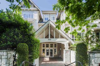 """Main Photo: 318 333 E 1ST Street in North Vancouver: Lower Lonsdale Condo for sale in """"VISTA WEST"""" : MLS®# R2593172"""