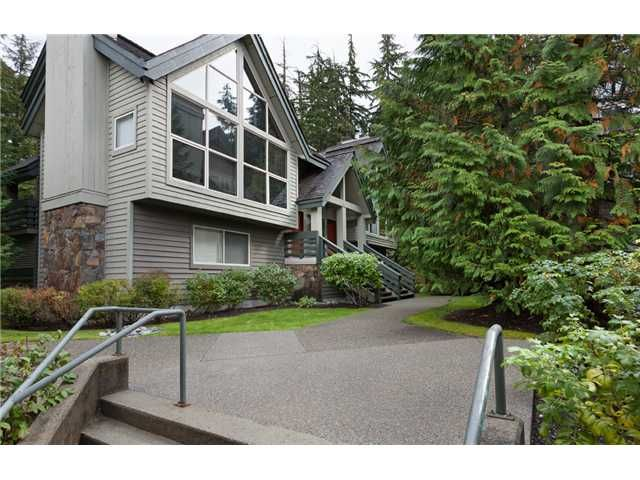 Photo 1: Photos: # 14 4645 BLACKCOMB WY in Whistler: Benchlands Condo for sale : MLS®# V1030727