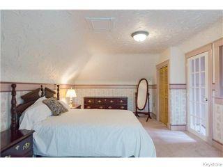 Photo 15: 166 Ruby Street in Winnipeg: West End / Wolseley Residential for sale (West Winnipeg)  : MLS®# 1612567