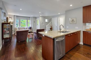 "Photo 7: 2315 MCLEAN Drive in Vancouver: Grandview Woodland Townhouse for sale in ""EcoViva"" (Vancouver East)  : MLS®# R2514438"