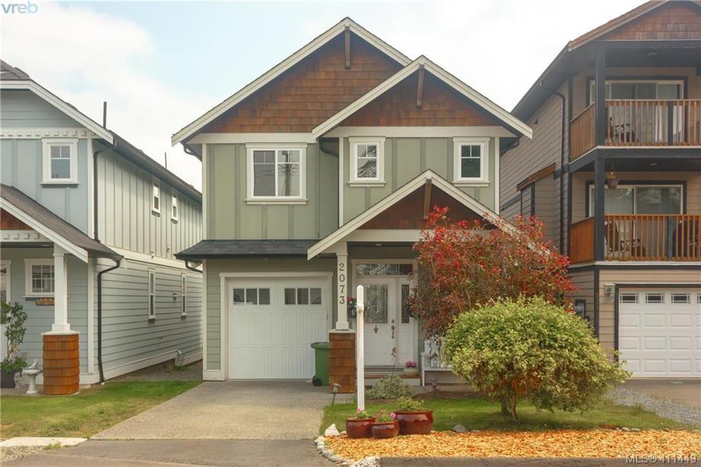 Main Photo: 2073 Dover St in SOOKE: Sk Sooke Vill Core House for sale (Sooke)  : MLS®# 815682