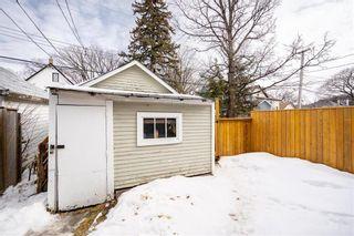 Photo 38: 531 Telfer Street in Winnipeg: Wolseley Residential for sale (5B)  : MLS®# 202103916