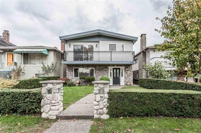 Main Photo: 7380 SHERBROOKE ST in VANCOUVER: South Vancouver House for sale (Vancouver East)  : MLS®# R2007333