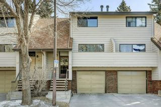 Photo 1: 53 3302 50 Street NW in Calgary: Varsity Row/Townhouse for sale : MLS®# A1088935
