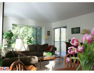 "Photo 3: 501 1750 MCKENZIE Road in Abbotsford: Poplar Townhouse for sale in ""ALDERGLEN"" : MLS®# F1004603"