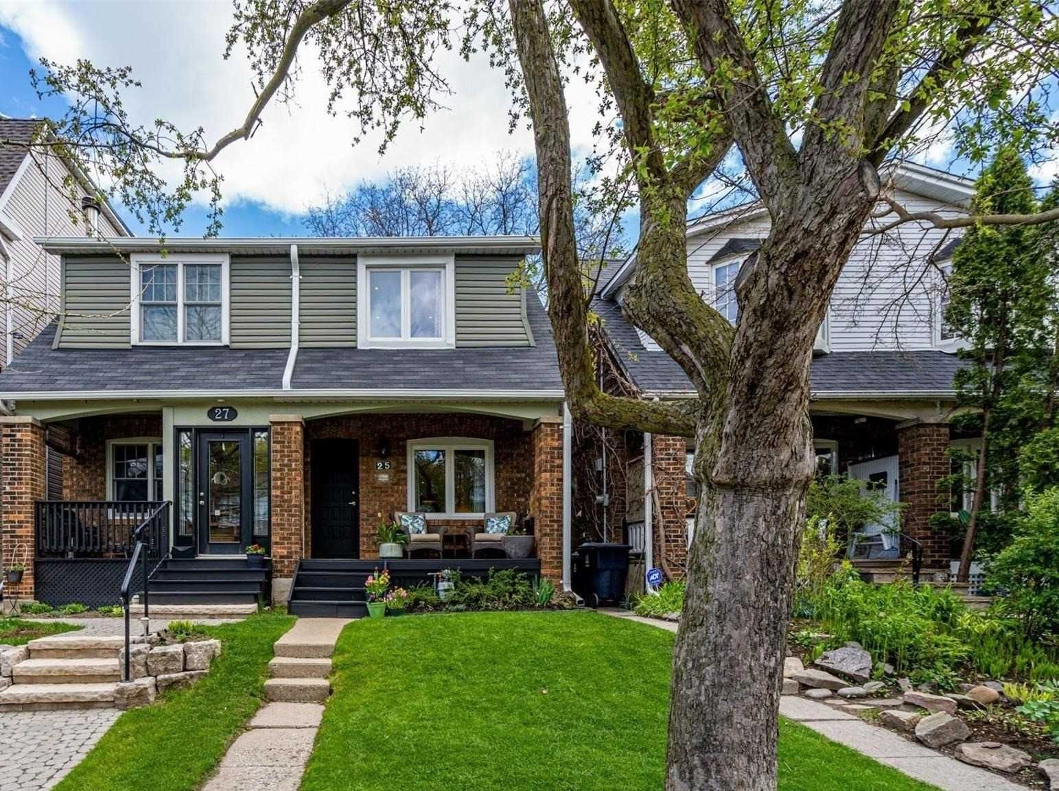 Main Photo: 25 Osborne Avenue in Toronto: East End-Danforth House (2-Storey) for sale (Toronto E02)  : MLS®# E5232546