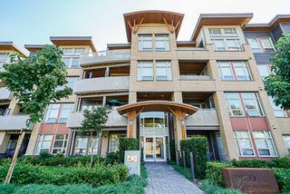 "Photo 2: 205 1166 54A Street in Tsawwassen: Tsawwassen Central Condo for sale in ""Brio"" : MLS®# R2302910"