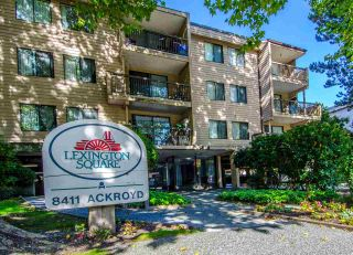 Photo 1: 119 8411 ACKROYD Road in Richmond: Brighouse Condo for sale : MLS®# R2310761