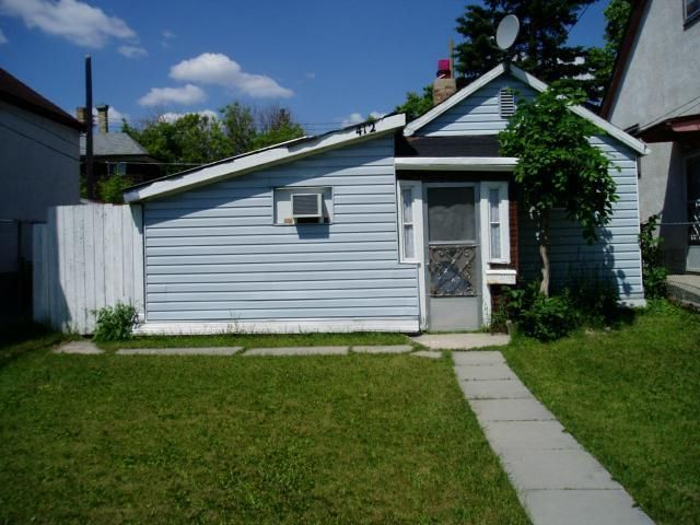 Main Photo: 412 Salter Street in Winnipeg: North End Residential for sale (4C)  : MLS®# 202120505