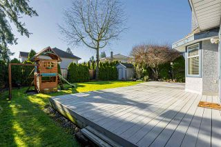 "Photo 36: 18936 59A Avenue in Surrey: Cloverdale BC House for sale in ""ROSEWOOD PARK"" (Cloverdale)  : MLS®# R2535575"