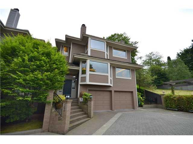 Main Photo: 4290 Nautilus Close in Vancouver: Point Grey House for sale (Vancouver West)  : MLS®# V958664