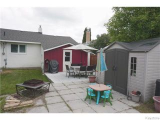 Photo 12: 426 Country Club Boulevard in Winnipeg: Westwood / Crestview Residential for sale (West Winnipeg)  : MLS®# 1616212