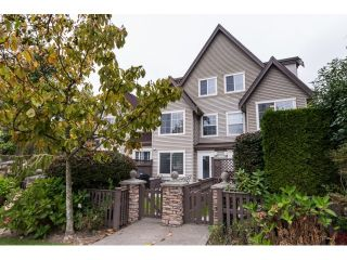 """Photo 1: 2 15355 26 Avenue in Surrey: King George Corridor Townhouse for sale in """"Southwind"""" (South Surrey White Rock)  : MLS®# R2004911"""