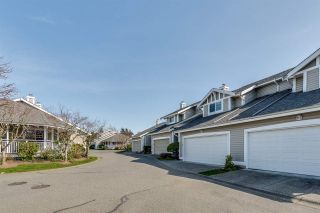 "Photo 1: 9 20788 87 Avenue in Langley: Walnut Grove Townhouse for sale in ""Kensington"" : MLS®# R2562031"