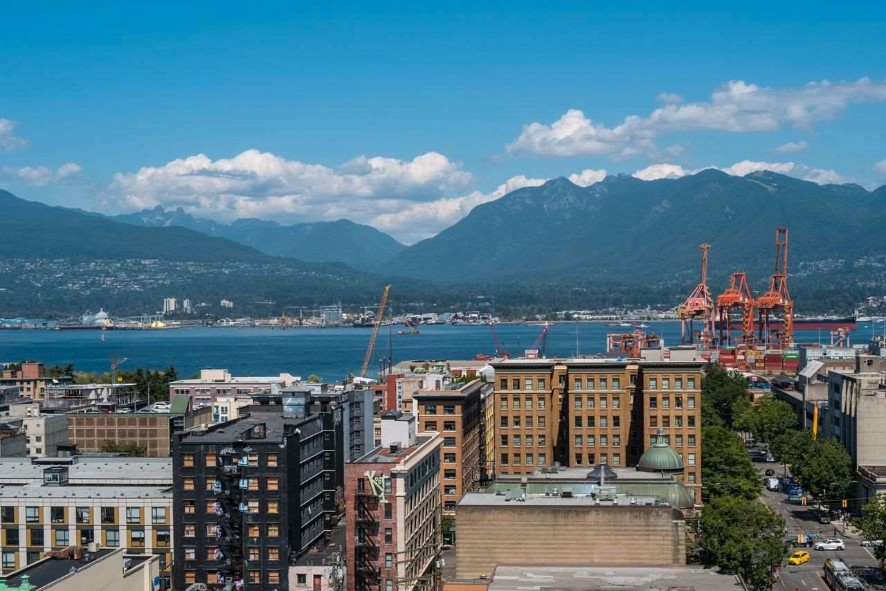 Main Photo: PH 5 188 KEEFER Street in Vancouver: Downtown VE Condo for sale (Vancouver East)  : MLS®# R2572327