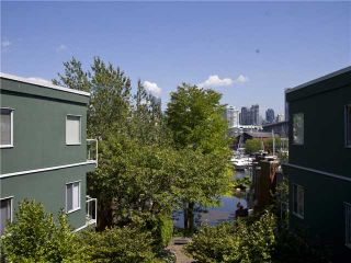 """Photo 16: # 306 1540 MARINER WK in Vancouver: False Creek Condo for sale in """"MARINER POINT"""" (Vancouver West)  : MLS®# V1020314"""