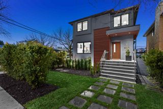 Photo 1: 5508 CHESTER Street in Vancouver: Fraser VE House for sale (Vancouver East)  : MLS®# R2526200
