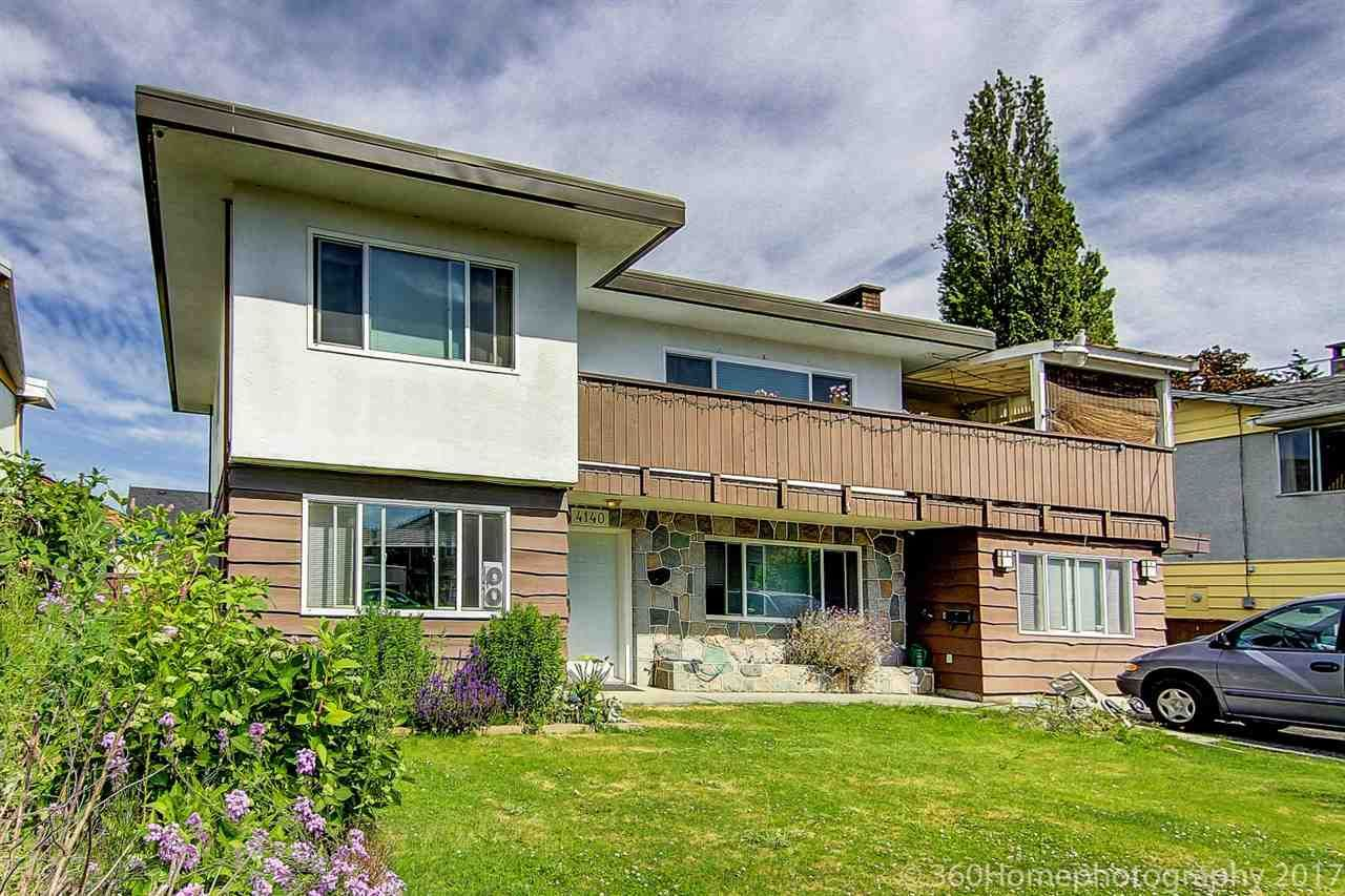 Main Photo: 4140 DALLYN Road in Richmond: East Cambie House for sale : MLS®# R2183400