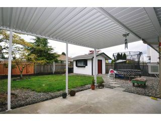"""Photo 17: 12549 220TH Street in Maple Ridge: West Central House for sale in """"DAVISON SUBDIVISION"""" : MLS®# V1059619"""