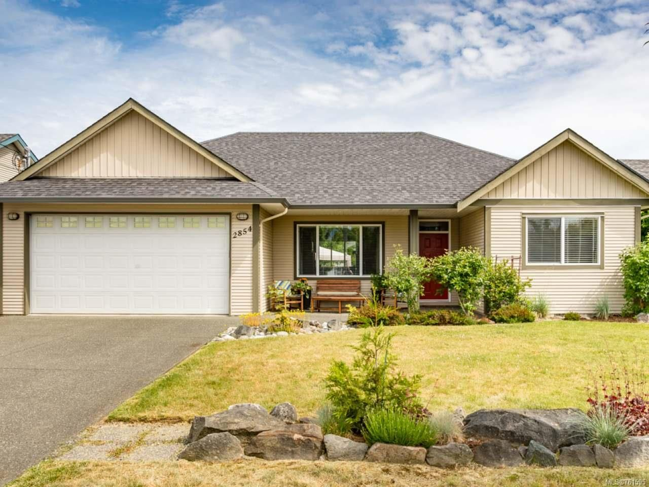 Main Photo: 2854 Ulverston Ave in CUMBERLAND: CV Cumberland House for sale (Comox Valley)  : MLS®# 761595