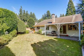 Photo 20: 1 RAVINE DRIVE in Port Moody: Heritage Mountain House for sale : MLS®# R2191456