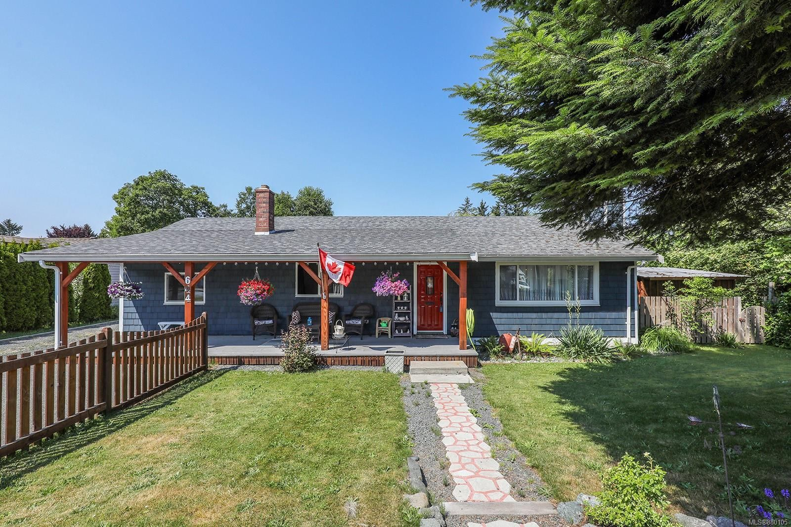 Main Photo: 644 Holm Rd in : CR Willow Point House for sale (Campbell River)  : MLS®# 880105