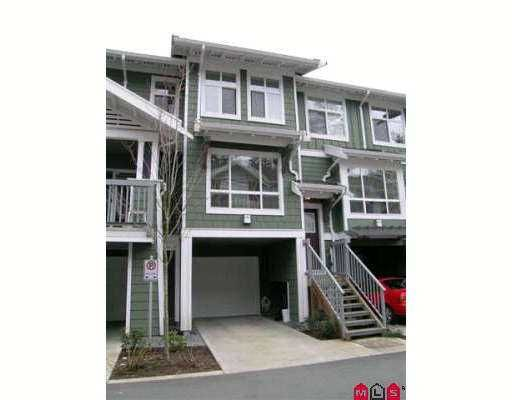 """Main Photo: 15168 36TH Ave in Surrey: Morgan Creek Townhouse for sale in """"SOLAY"""" (South Surrey White Rock)  : MLS®# F2707724"""