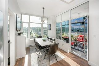 Photo 1: 704 258 Nelsons Court in New Westminster: Sapperton Condo for sale : MLS®# R2587815